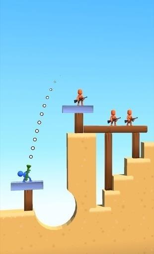 Скриншот Bazooka Boy для Android