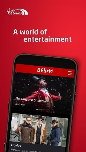 Скриншот BEAM для Android