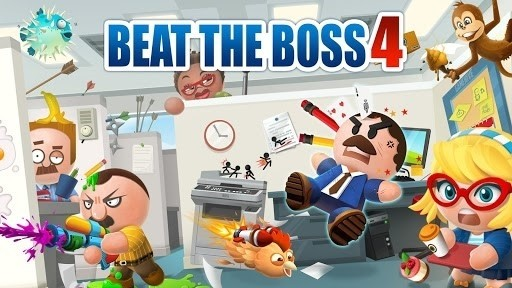 Скриншот Beat the Boss 4 для Android