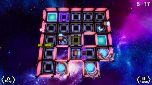 Скриншот Bewildebots для Android