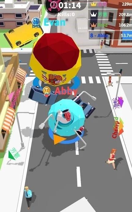 Скриншот Big Big Baller для Android