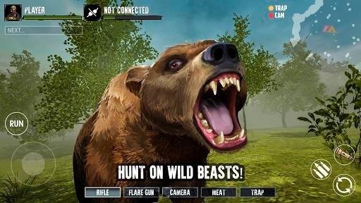Скриншот Bigfoot Monster Hunter для Android
