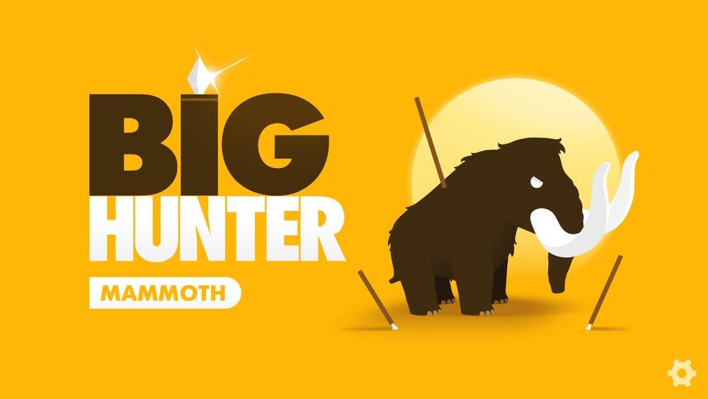 Скриншот Big Hunter для Android