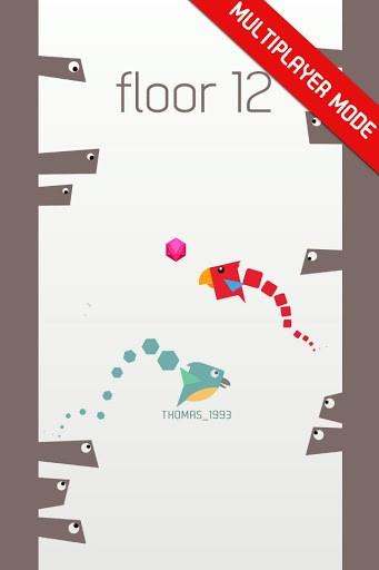 Скриншот Bird Climb — Птичий подъем для Android