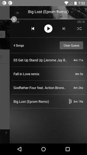 Скриншот BitTorrent для Android