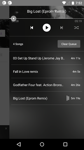 Скриншот BitTorrent- Torrent Downloads для Android