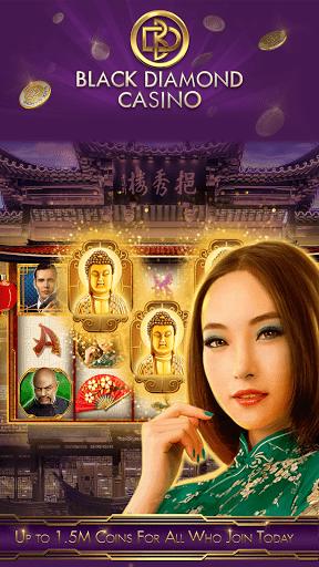 Скриншот Black Diamond Игровые Автоматы для Android