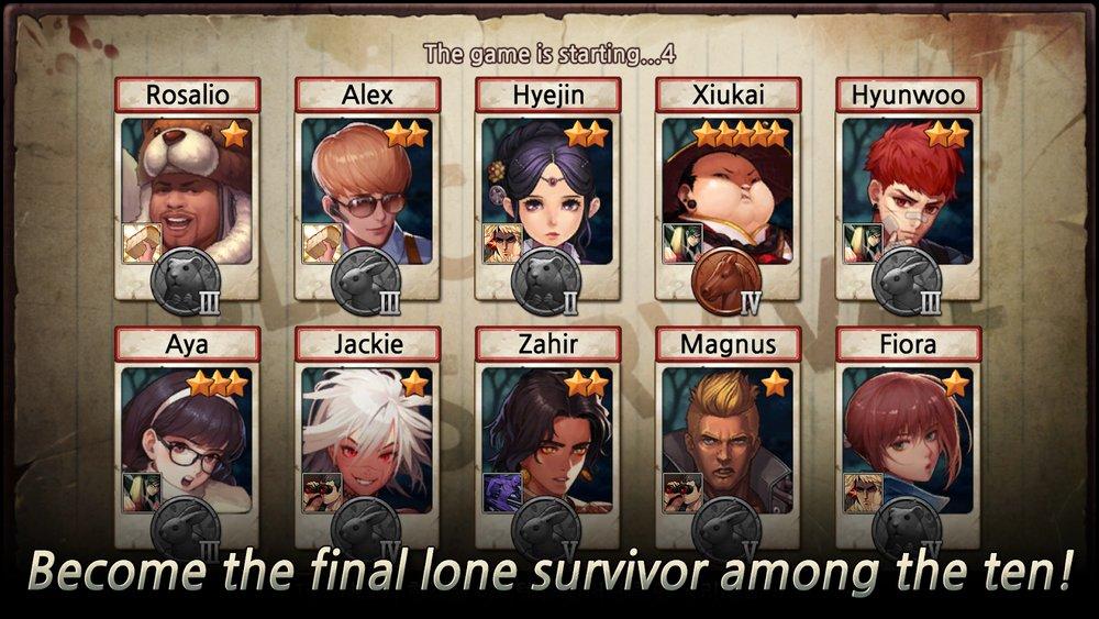 Скриншот Black Survival для Android