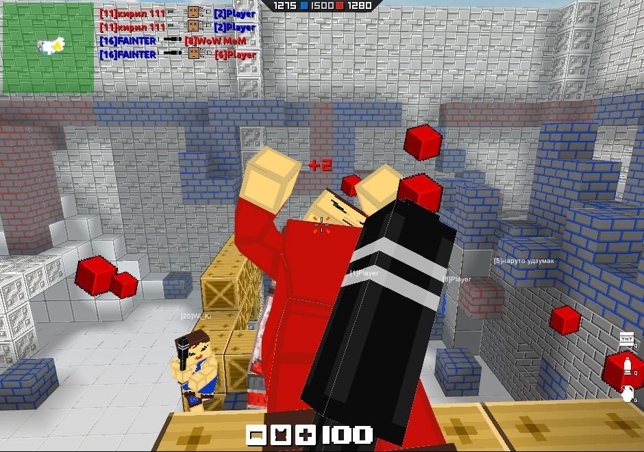 Скриншот Блокада 3D для Android
