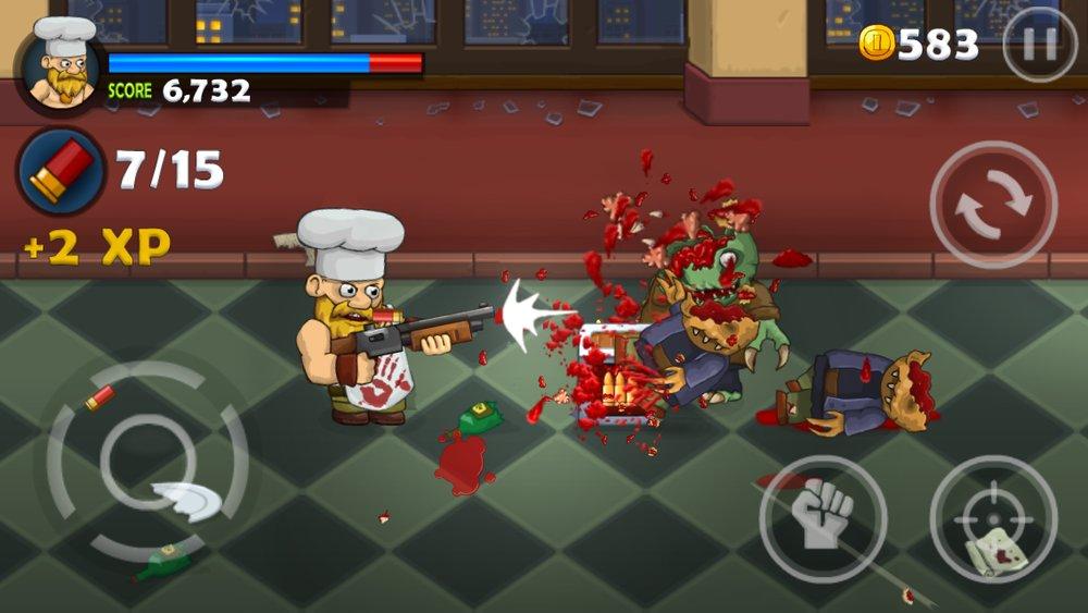 Скриншот Bloody Harry для Android