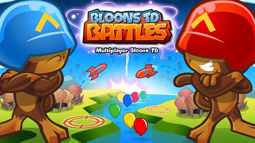 Скриншот Bloons TD Battles для Android