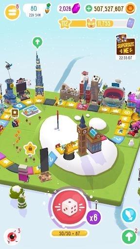 Скриншот Board Kings для Android