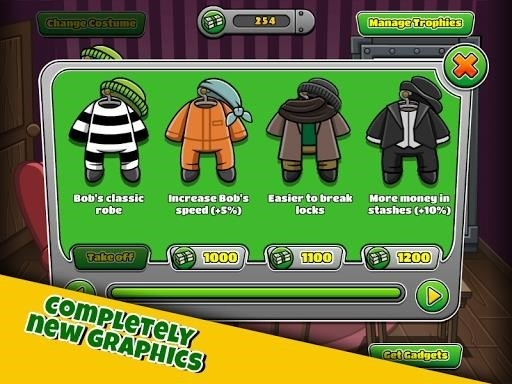 Скриншот Bob The Robber 4 для Android