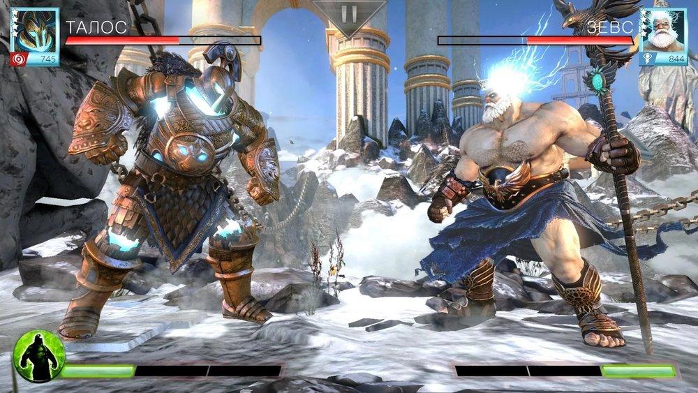 Скриншот Боги арены для Android