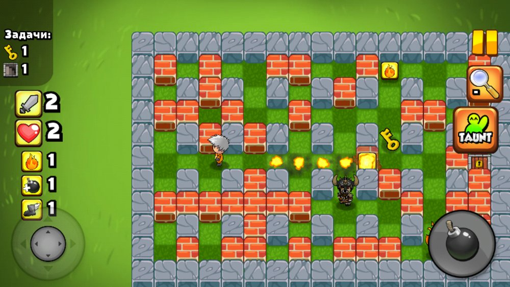 Скриншот Bomber Friends для Android