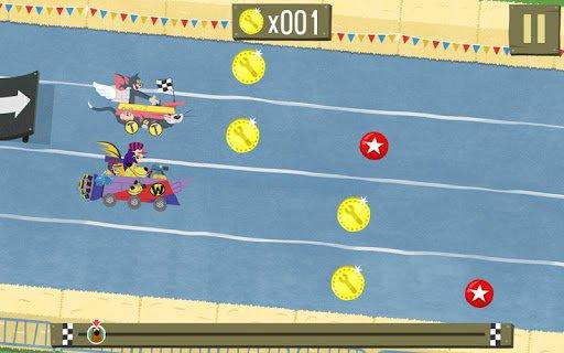 Скриншот Boomerang: мультяшные гонки для Android