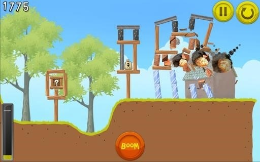 Скриншот Boom Land для Android