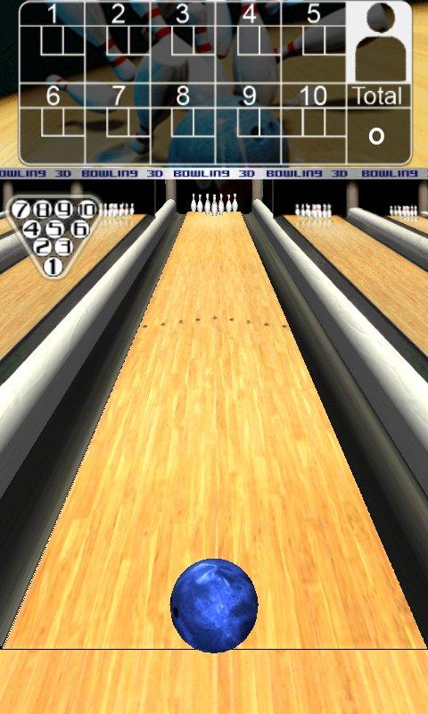 Скриншот Боулинг 3D для Android