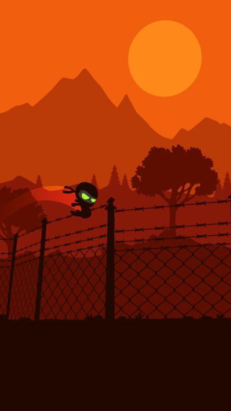 Скриншот Breakout Ninja для Android