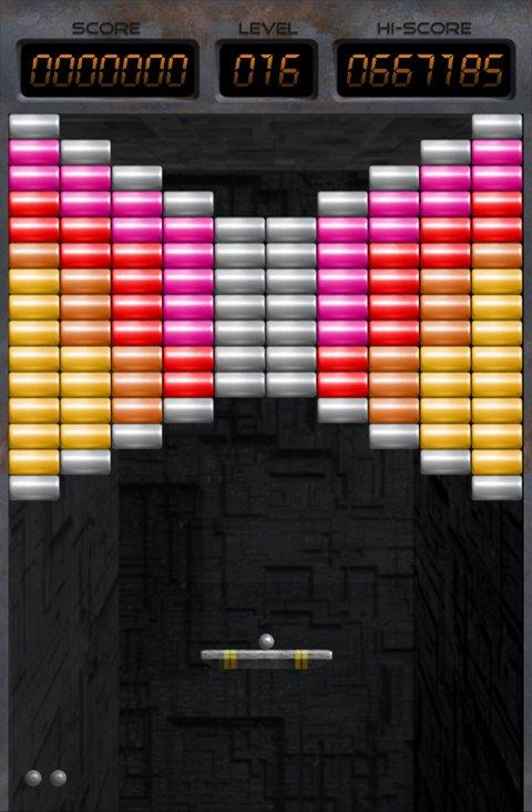 Скриншот Bricks DEMOLITION для Android