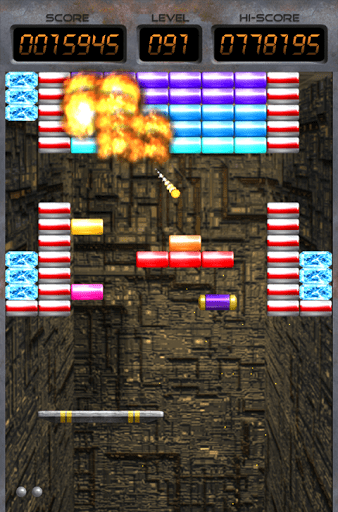 Скриншот Bricks DEMOLITION для Android