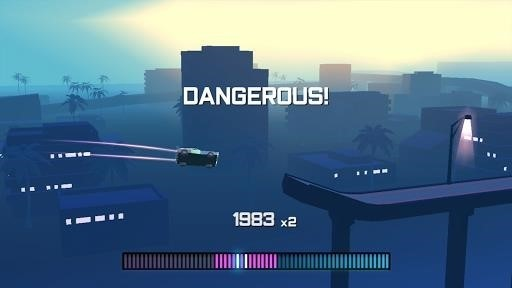 Скриншот Bridge Jumper для Android