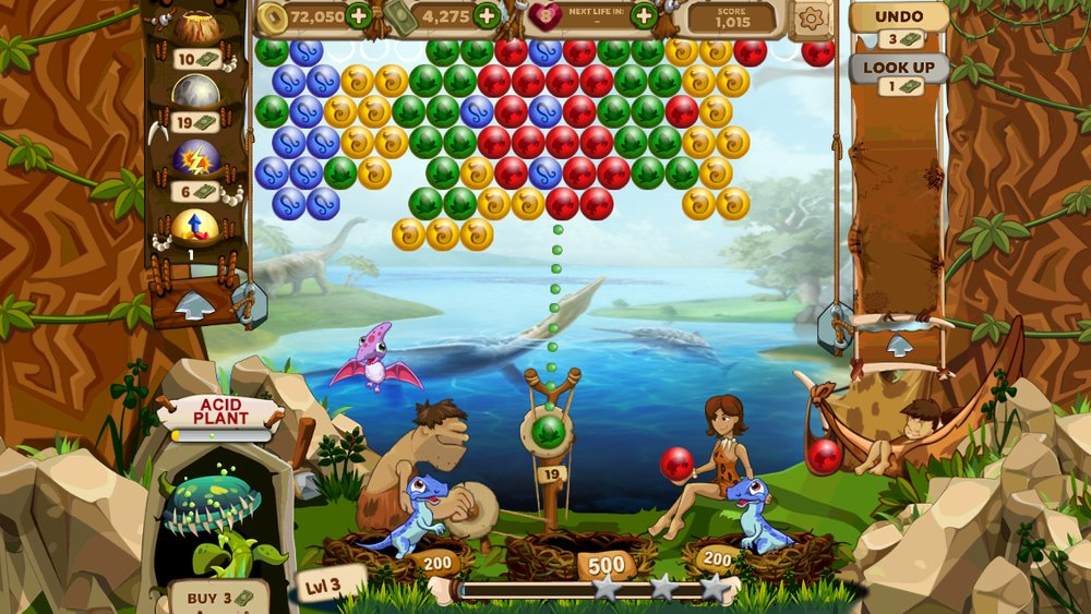 Скриншот Bubble Age для Android