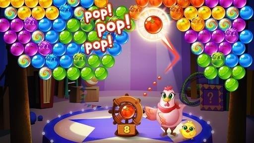Скриншот Bubble CoCo для Android