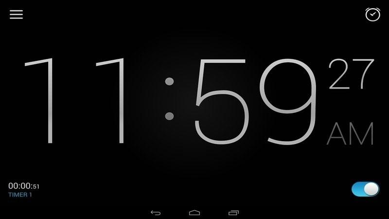 Скриншот Будильник — Alarm Clock для Android