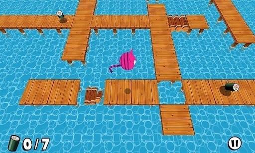 Скриншот Bulba The Cat Lite для Android