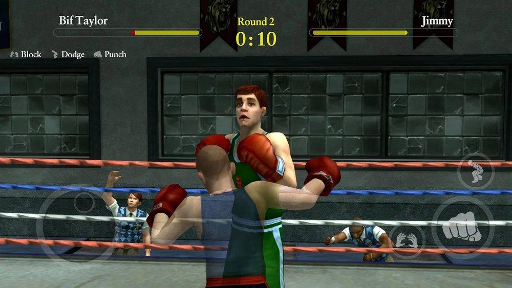 Скриншот Bully: Anniversary Edition для Android