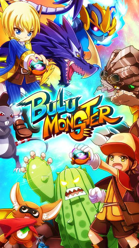 Скриншот Bulu Monster для Android