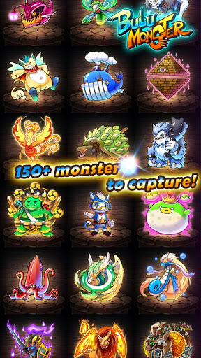 Скриншот Bulu Monster для Android