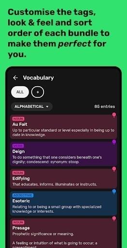 Скриншот Bundled Notes для Android
