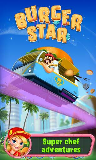 Скриншот Burger Star для Android