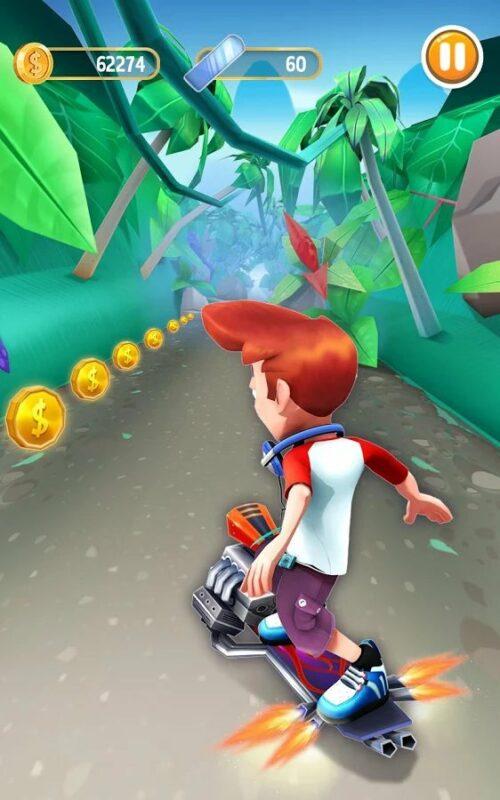Скриншот Bus rush 2 для Android