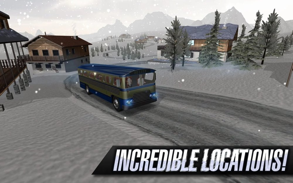 Скриншот Bus Simulator для Android