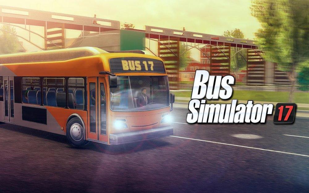 Скриншот Bus Simulator 17 для Android