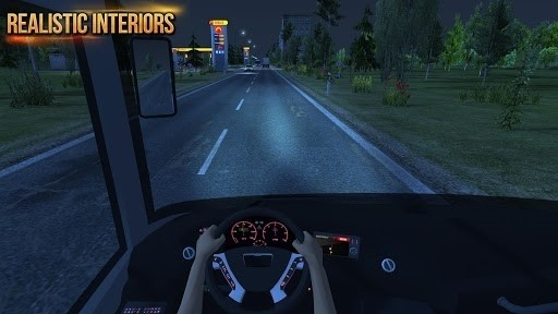 Скриншот Bus Simulator: Ultimate для Android