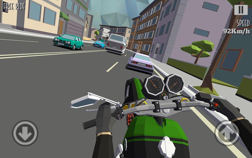 Скриншот Cafe racer для Android