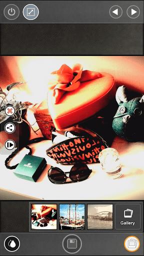 Скриншот Cameringo Demo-Камера эффектов для Android