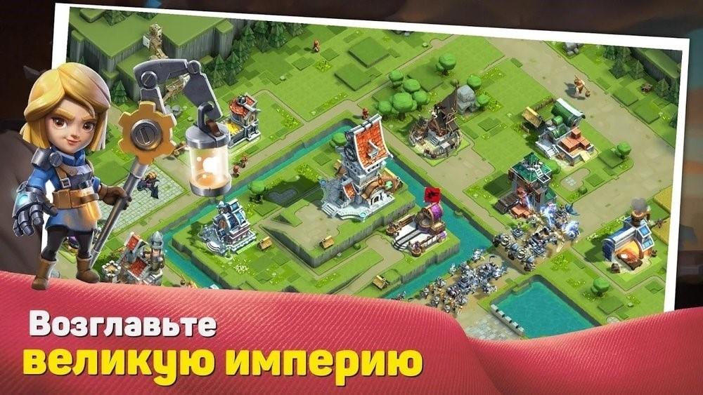 Скриншот Caravan War для Android