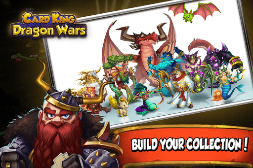 Скриншот Card King: Dragon Wars для Android