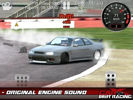 Скриншот CarX Drift Racing для Android