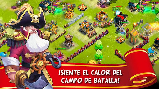 Скриншот Castillo Furioso: Castle Clash для Android