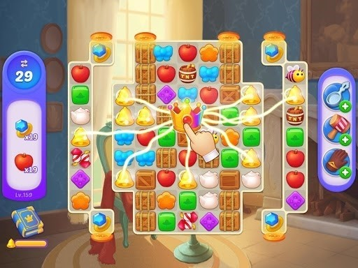 Скриншот Castle Story для Android
