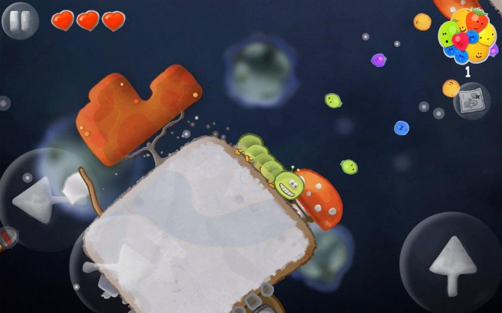 Скриншот Caterzillar для Android