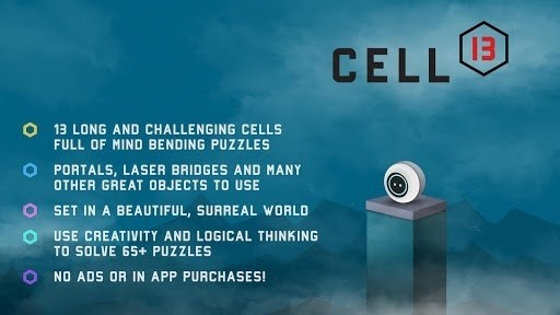 Скриншот CELL 13 PRO для Android