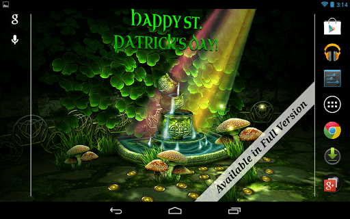 Скриншот Celtic Garden Free для Android