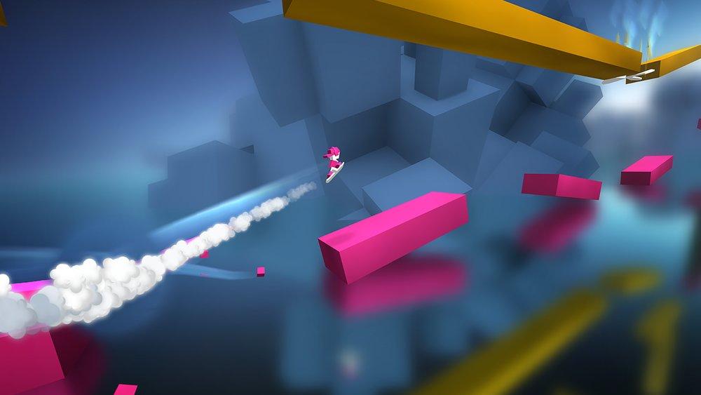 Скриншот Chameleon Run для Android